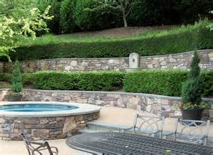 terraced garden designs landscape design portfolio sisson landscapes