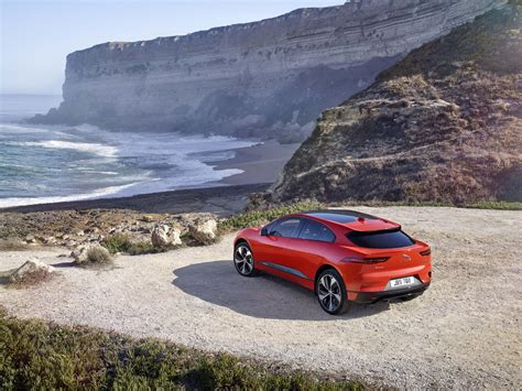 2019 Jaguar Ipace Reportedly To Have 395hp Of Output
