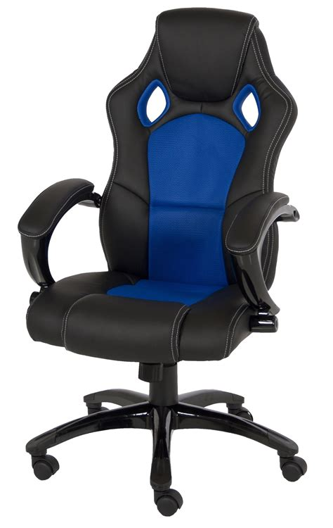 fauteuil de bureau solide fauteuil de bureau design blanc noir drift