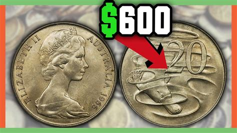 collectors items worth money rare australian coins worth money valuable foreign coins to look for youtube