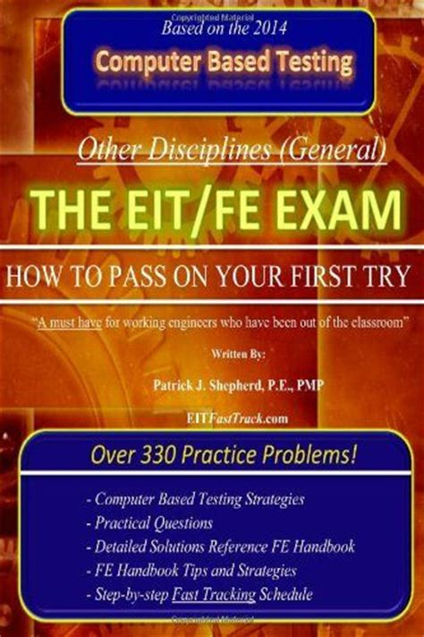 eit practice exam 7 best images about fe exam on pinterest