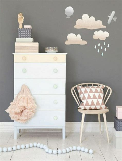 Babyzimmer Ideen Wandgestaltung by Pastell Farbpalette Bei Der Inneneinrichtung 47 Ideen