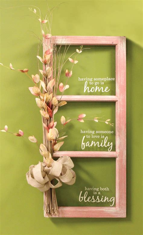 home family blessings  pane window crafts direct