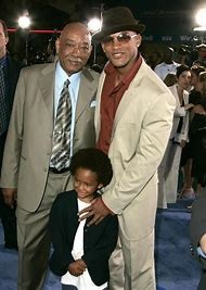 Will Smith and His Father