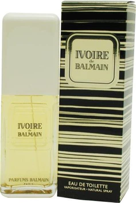 balmain extatic eau de toilette ivoire de balmain by balmain for eau de toilette spray 3 3 oz perfume
