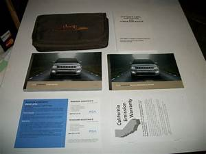 2018 Jeep Compass Owners Manual With Case Free Shipping