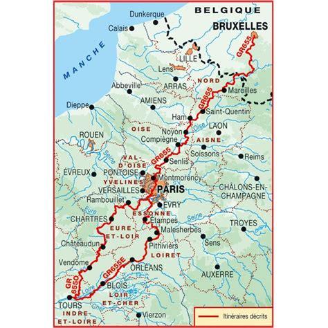 Chemin De St Jacques De Compostelle Carte Suisse by Achat Topo Guide Randonn 233 Es Sentier Vers Jacques