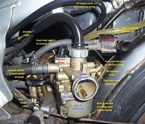 Scooter Carb Wiring Diagram Scooter Motor Diagram Wiring