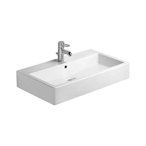 duravit vero sink sizes duravit vero white 700 x 470mm 1 tap basin 0454700000