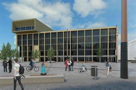 planning application submitted  sunderland city centre