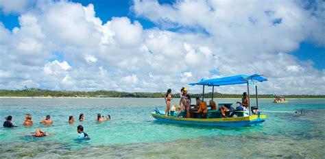 Costa dos Corais (Alagoas): passeio pelas piscinas ...