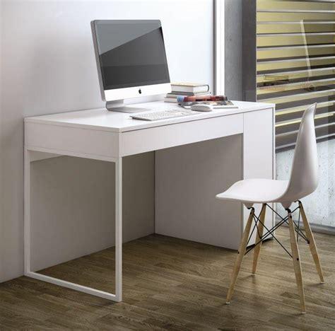 bureau blanc bureaux droit en melamine tous les fournisseurs bureau