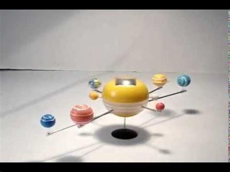 sistema solar giratorio por energia solar
