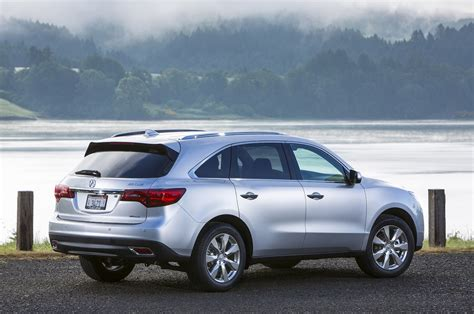 Acura Mdx Reviews by 2015 Acura Mdx Reviews And Rating Motor Trend