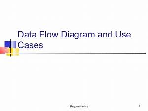 Data Flow Diagram And Use Case Diagram