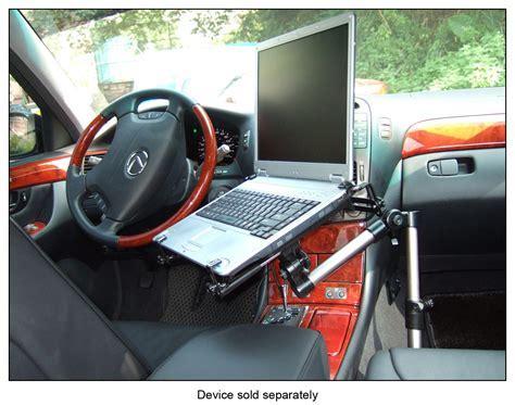 Best Buy: Bracketron Vehicle Laptop Mount Silver/Black LTM