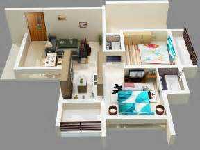 floor layout designer cgarchitect professional 3d architectural visualization user community 3d floor plan 2bhk