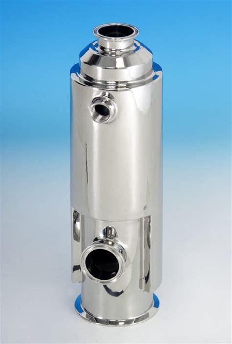 Custom Made Stainless Steel Filters - Axium Process Ltd