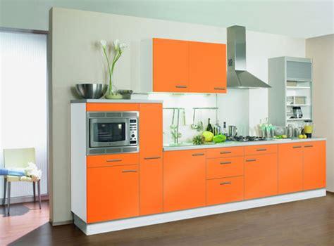 deco cuisine orange style déco cuisine orange