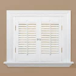 interior shutters home depot homebasics traditional wood interior shutter price varies by size qstc2336 the