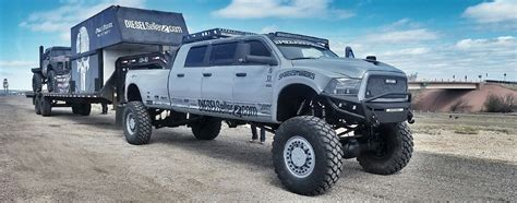 These Guys Build The Baddest Trucks In