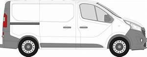 Attelage Trafic 3 : barre de toit renault trafic iii camionnette fg rameder ~ Melissatoandfro.com Idées de Décoration