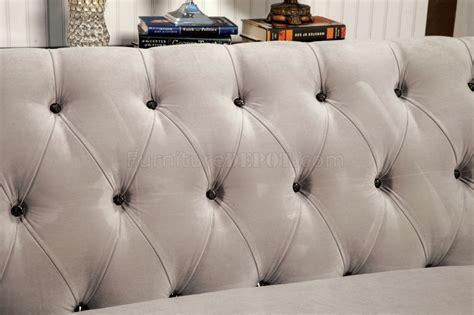 rotterdam sectional sofa sm  warm gray velvet fabric