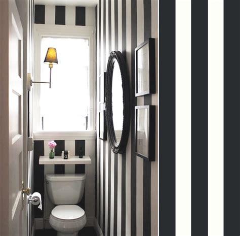 papier peint rayure noir et blanc magnus sandberg