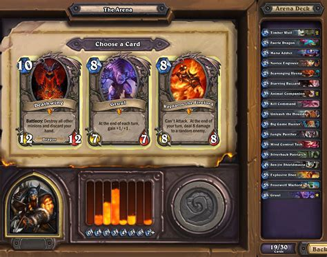 Hearthstone Arena Deck Builder by Two The Same Legendaries Are Allowed To Coexist In Arena