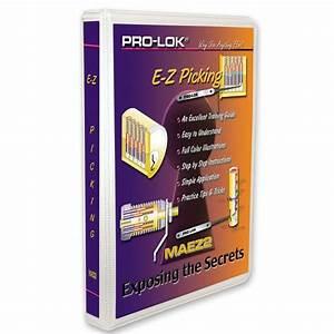 E-z Lock Picking Manual