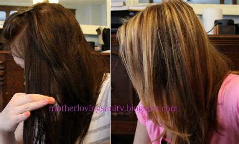 Strip Color From Hair Before And After