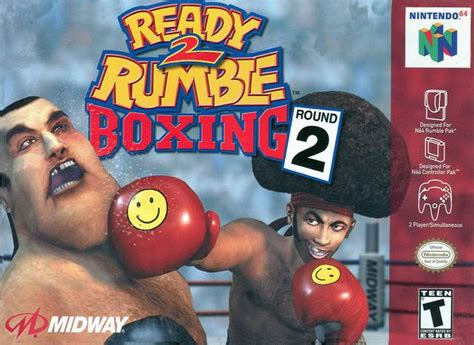 Ready 2 Rumble Boxing (usa) Rom