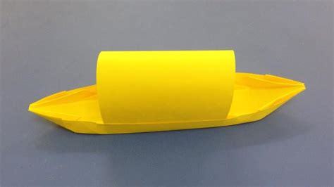 How To Make A Paper Boat Easy Youtube by How To Make A Paper Boat Easy Origami Boateses For