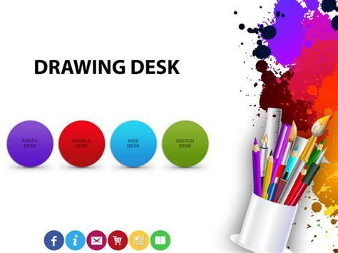 drawing desk draw paint doodle screenshot