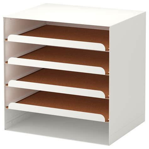 trieur vertical bureau pequeño almacenaje usos e ideas
