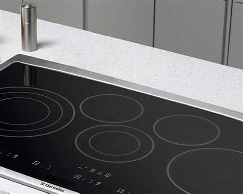 electric cooktops cooktop induction gas kitchen electrolux appliances electroluxappliances