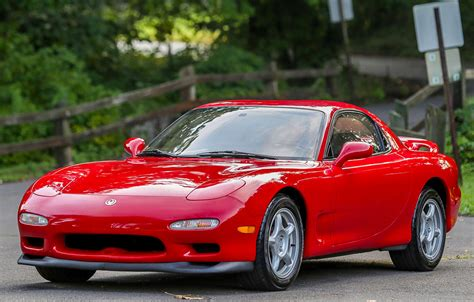 super clean   mileage  mazda rx   rare cars