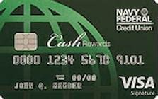Thanks in advance and hope you have a great weekend i asked amex if they could allow me to pay a large amount by check & they said they don't offer this. Navy Federal Credit Union cashRewards Credit Card Reviews