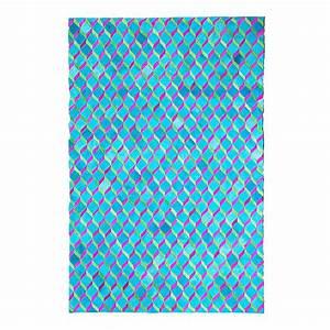 Zick Zack Teppich : teppich zick zack kuhfell mehrfarbig kare design ~ Lizthompson.info Haus und Dekorationen