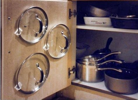 17 Best Images About Saucepan Lid Storage Ideas On