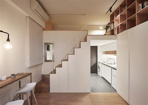 micro apartment maximizes  tiny footprint homes