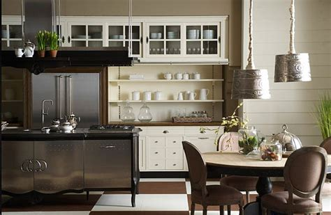 modern country chic decor modern country style kitchen kitchentoday
