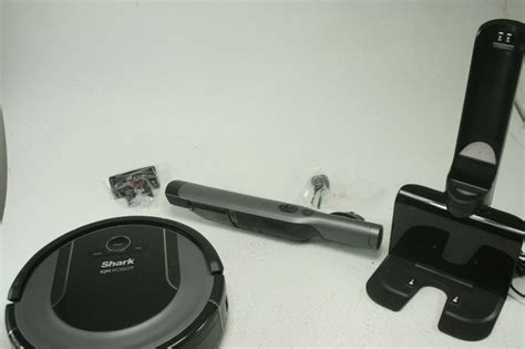 shark ion  robot vacuum cleaning system  wi fi