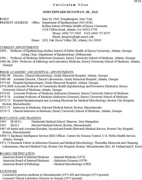 Microbiology Resume Format For Freshers by Microbiology Resume Sles Great Resumes