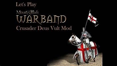 Vult Deus Crusader Blade Mount