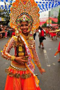 Affordable Vacations in Asia PHL CEBU 2011 Sinulog Festival QUEEN