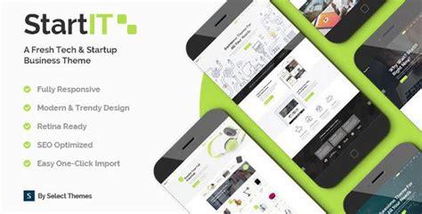 Startit v2.3 - A Fresh Startup Business Theme - FreeThemes ...