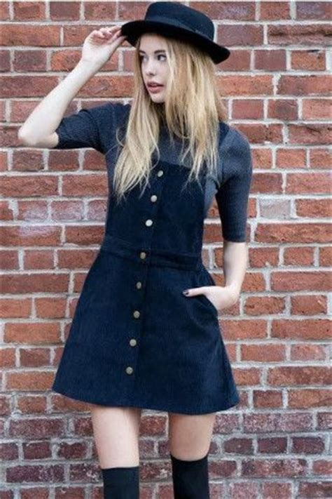 127 best images about Corduroy on Pinterest   Dungaree dress Olive green and Vintage