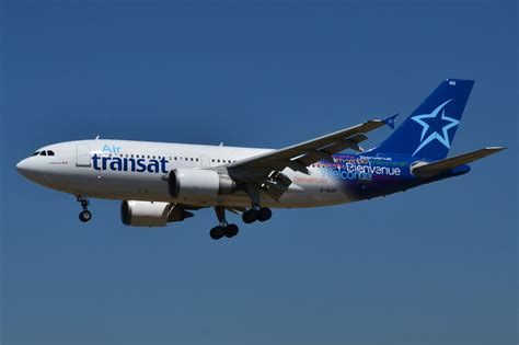 a310 300 air transat airbus a310 air transat 28 images airpics net c gfat airbus a310 300 air transat large size