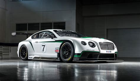 bentley racing 2014 bentley continental gt3 race car breaks cover
